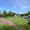Camping and Caravan site in Shropshire